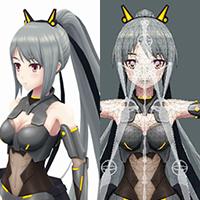 MODO ゲームキャラクター制作コンプリートガイド